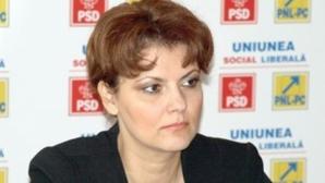 <p>Lia Olguţa Vasilescu</p>