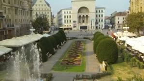 Oraşe din România pe cea mai tare hartă