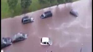 Inundaţii în Rusia
