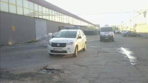 Maşinile Poliţiei Locale din Constanţa sunt folosite pentru a căra cereale