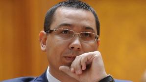 Ponta: La Cotroceni a fost o înscenare. Diferenţa dintre Băsescu şi Izaura este că nu a avut cameră