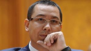 Ponta susţine că nu a fost deranjat că discuţia de la Cotroceni a devenit publică