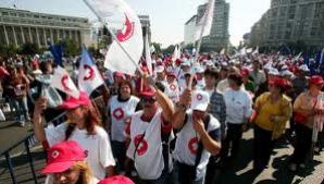 Federația SANITAS suspendă protestele până pe 15 septembrie 2014