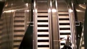 Regia de transport din Paris are probleme cu scările rulante de la metrou