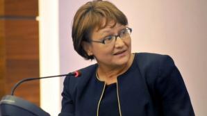 <p>Laura Georgescu, şefa CNA</p>