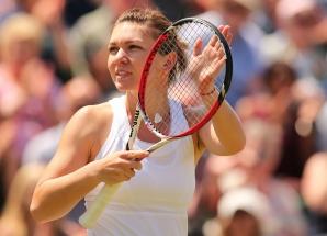 SIMONA HALEP, PERFORMANŢĂ ISTORICĂ: prima ROMÂNCĂ în SEMIFINALE la Wimbledon