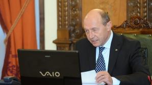 Băsescu: Clanurile de romi au protecție politică, de regulă e însoțită și de protecția instituțiilor