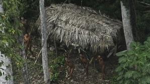 Trib din Amazon, izolat total de civilizaţie