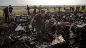 Misiunea internațională de poliție a primit acces la locul prăbușirii avionului