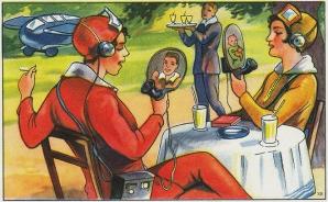 In 1930, o revista din Germania anticipa aparitia smartphone-urilor