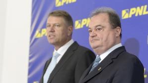 Blaga: PDL şi PNL merg la prezidenţiale în alianţă electorală, fuziunea depinde de procesul juridic