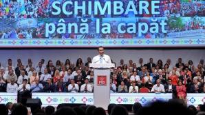 Victor Ponta şi-a anunţat candidatura la prezidenţiale