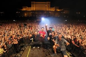 """60.000 de prieteni, 15 trupe și un singur glas la """"Zilele Prieteniei Bergenbier"""" din București"""