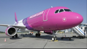Avion Wizz Air blocat pe un aeroport din Italia