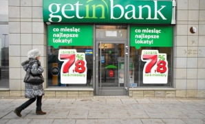 GETIN BANK, grupul bancar polonez