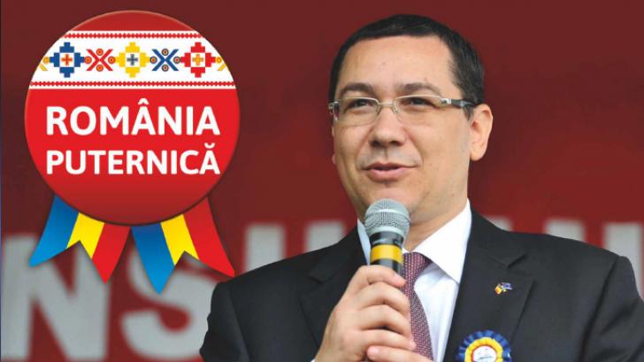 Ponta: Nu vreau să mă acuze nimeni că sunt român sau ortodox în ţara mea