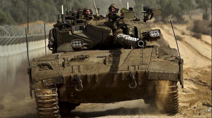 Preşedintele palestinian cere ÎNCETAREA operaţiunilor israeliene