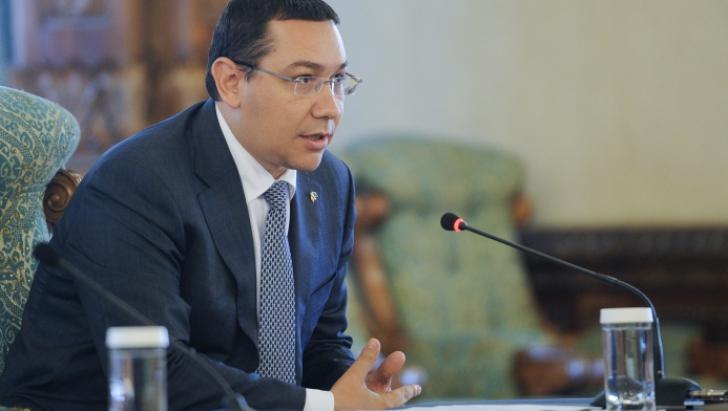Ponta: BĂSESCU mai are 100 și ceva de zile, E SFÂRŞITUL LUI, pe 22 decembrie recâștigăm libertatea