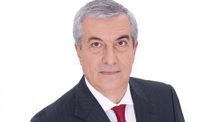 PORTRET DE CANDIDAT: Călin Popescu Tăriceanu - fostul premier VREA LA COTROCENI
