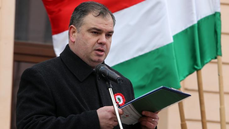 Deputatul UDMR Mate Andras Levente, CONDAMNAT la 6 luni închisoare cu suspendare / Foto: MEDIAFAX