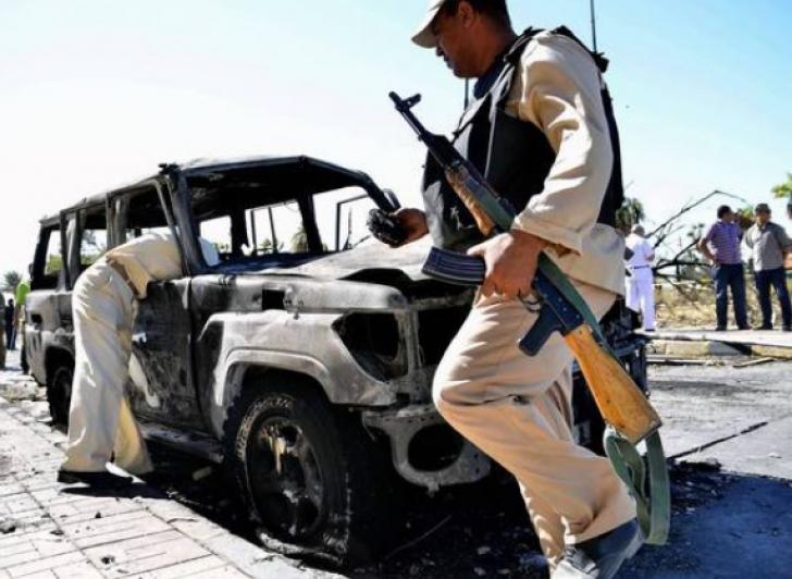 ATAC în Egipt: Cel puţin 21 de militari au fost UCIŞI