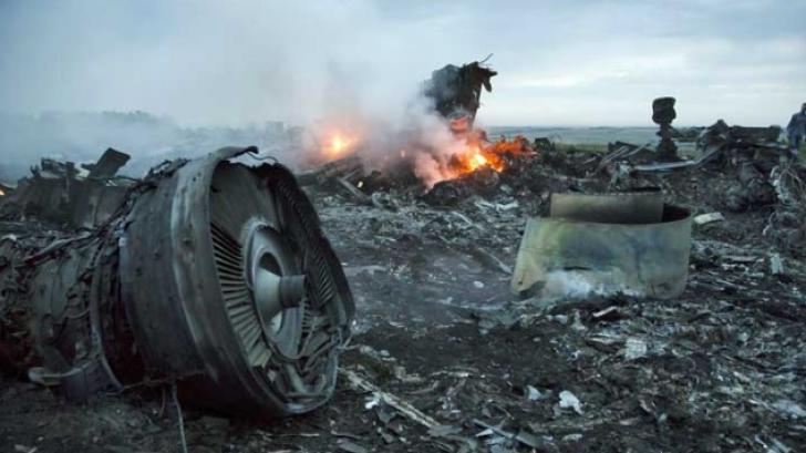 Primul raport privind prăbuşirea cursei MH17 în estul Ucrainei, la 17 iulie