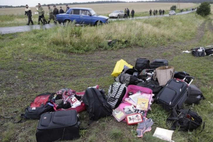 Noi resturi umane ale victimelor avionului malaezian au fost găsite în Ucraina / Foto: thewire.com