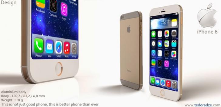 iPhone 6 şi iOS 9 – două concepte futuriste în imagini