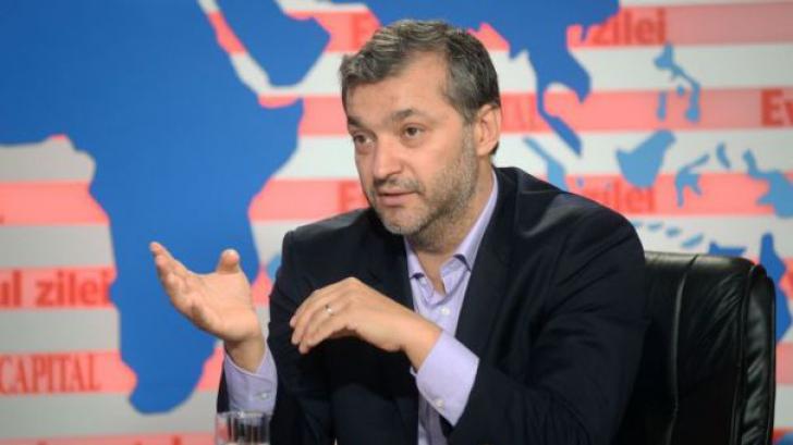 Dan Andronic: Blaga și Iohannis, doi iobagi pe moșia arendașului Voiculescu