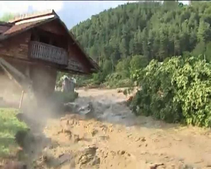 Inundaţii catastrofale în ţară