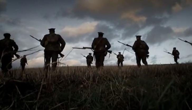 <p>Ultimele voci ale Primului Război Mondial</p>