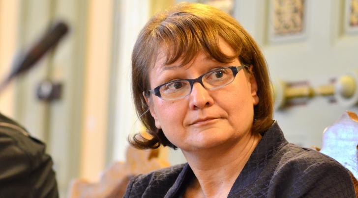 Şefa CNA, Laura Georgescu