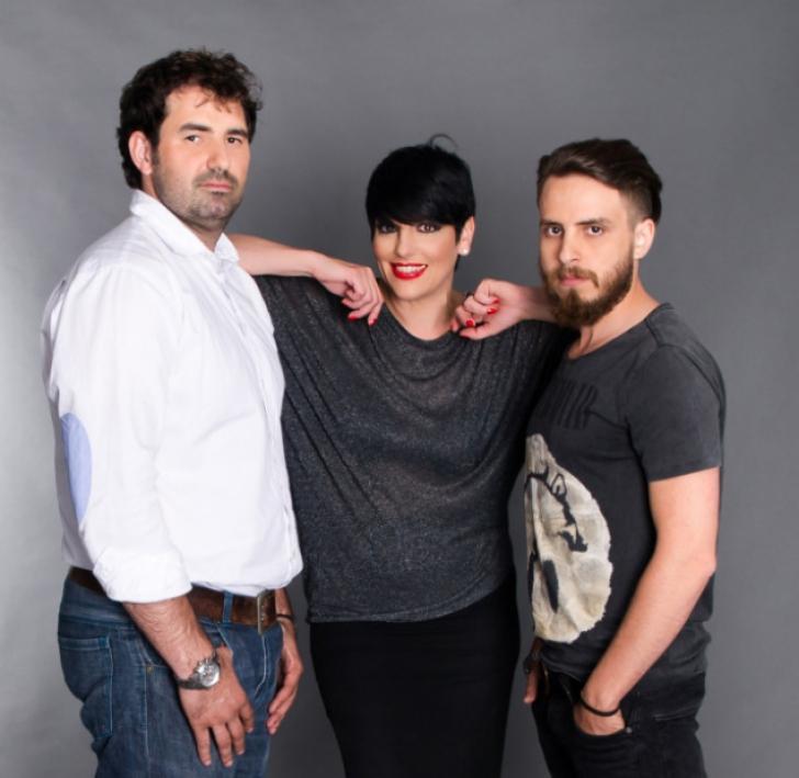 MASTERCHEF. Noii juraţi MASTERCHEF: Patrizia Paglieri, Adrian Hădean şi Florin Scripcă.