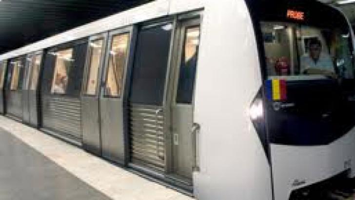 Noile trenuri de metrou realizate de CAF, puse în circulație de miercuri