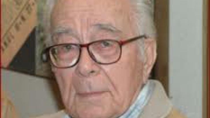 Filosoful Mihai Șora s-a căsătorit la 98 de ani