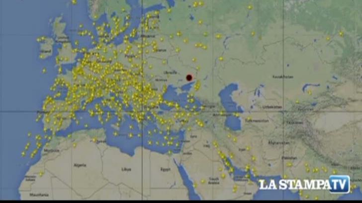 Potrivit ROMATSA traficul aerian din României a crescut cu 15%