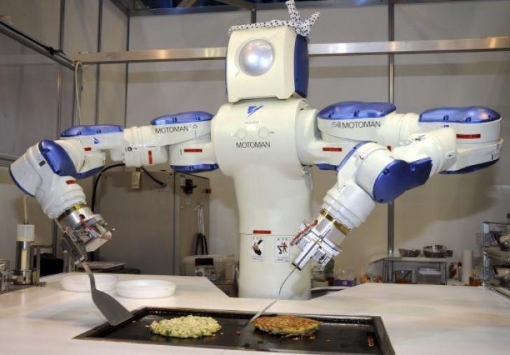 """Oamenii vor """"traduce"""" internetul pentru a fi util roboţilor"""