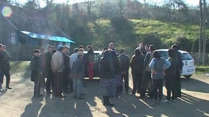 Un sat întreg retrocedat în Transilvania.