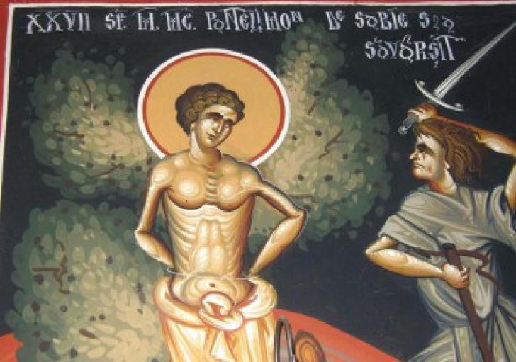 Sfântul Pantelimon, doctor fără arginți – Tradiții, obiceiuri, superstiții