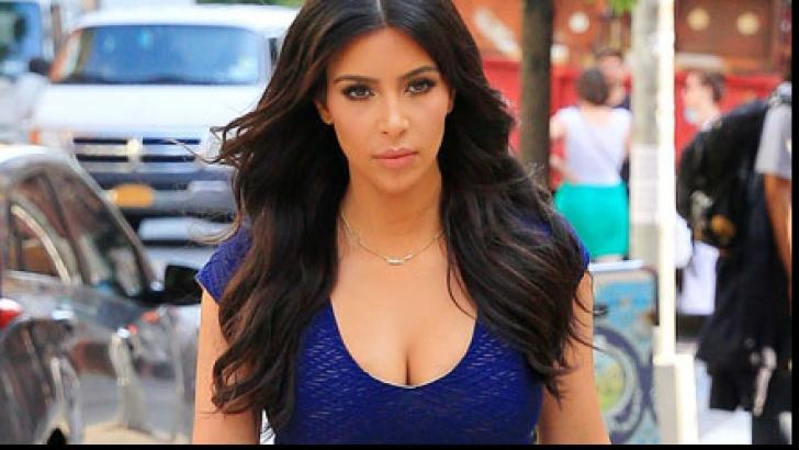 <p>Kim Kardashian </p>