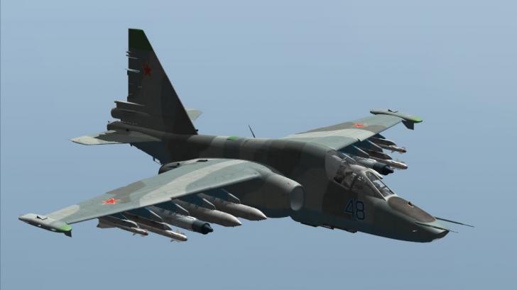 AvionSuhoi SU-25