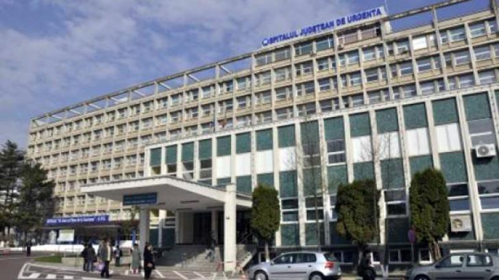 INCIDENT INCREDIBIL într-o parcare a Spitalului Judeţean Suceava