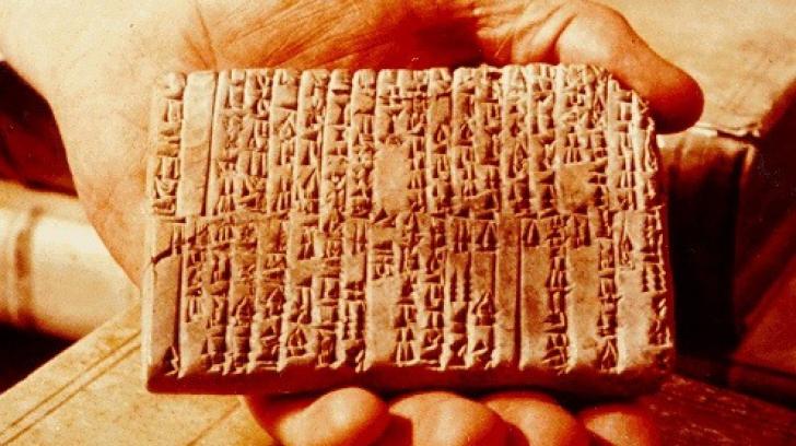 Tăbliţele de la Ebla demască minciunile impuse de religie