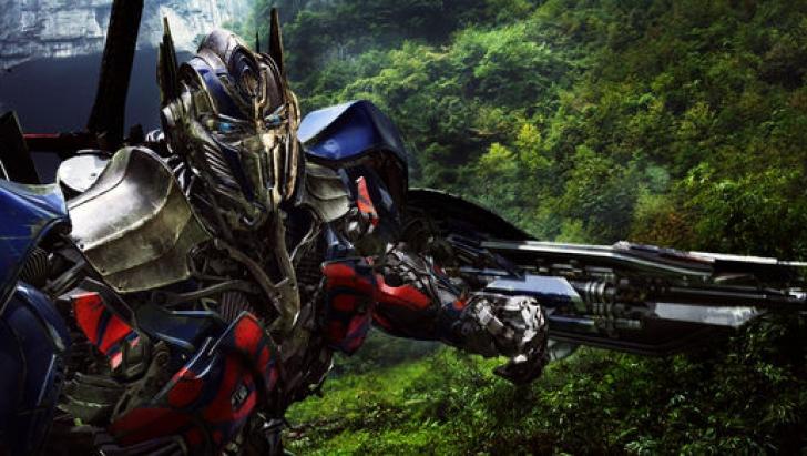 """""""TRANSFORMERS: EXTERMINAREA"""", lider în box office-ul nord-american"""