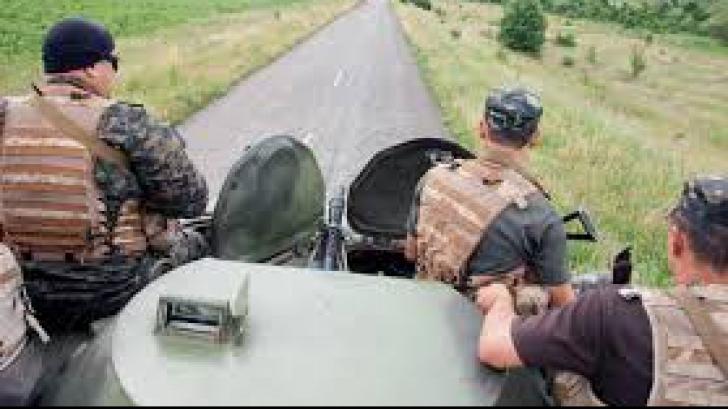 Soldaţii ucrainieni, morţi în estul ţării