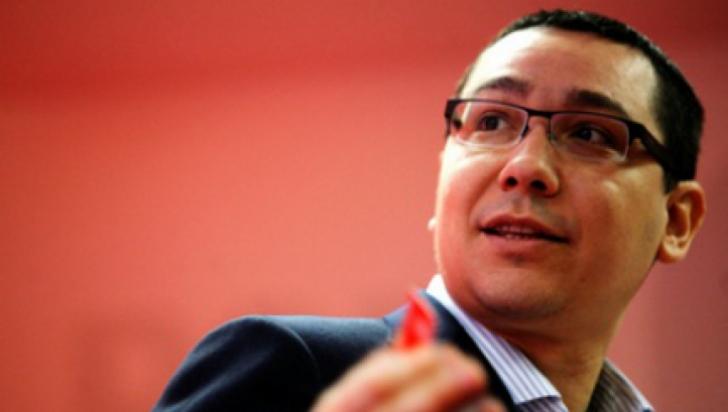 Ponta: E un moment în care România trebuie să îşi asume o reducere a CAS