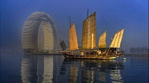 Sheraton Huzhou Hot Spring Resort, China