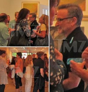 Ultimele fotografii cu Robin Williams înainte ca actorul să se sinucidă