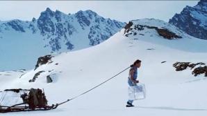 A apărut reclama filmată de Jean Claude van Damme la Bâlea Lac