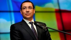 Ponta, ca argument pentru Manda: Specialişti sunt funcţionarii, miniştrii sunt oameni politici